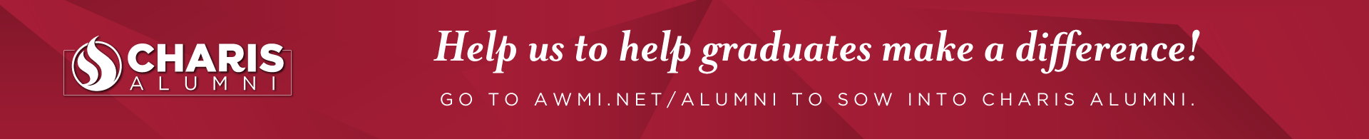 Navigate to alumni page on awmi.net