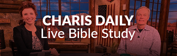 Andrew's Live Bible Study banner