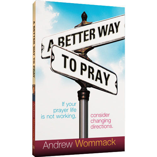 A Better Way to Pray Book