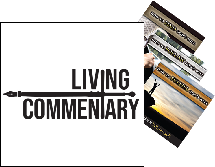 Living Commentary Software and 3 Bonus CDs
