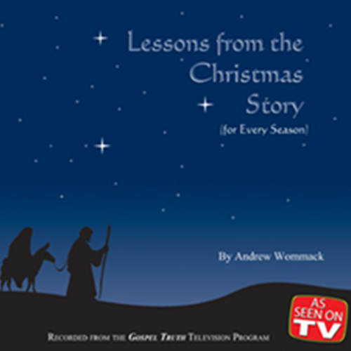 Lessons from the Christmas Story DVD
