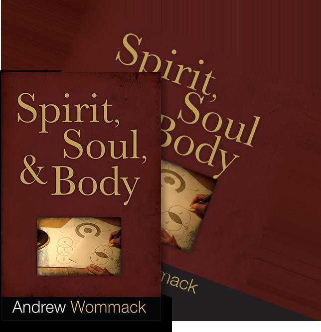 Spirit, Soul, and Body Book and Bonus CD