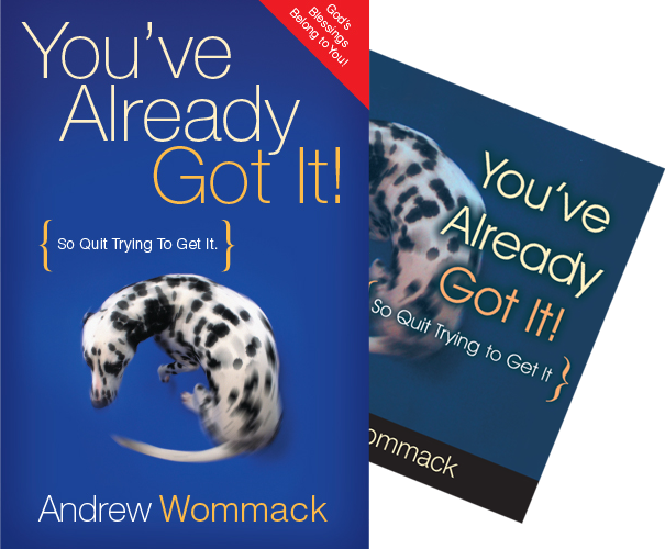 You've Already Got It Book and CD