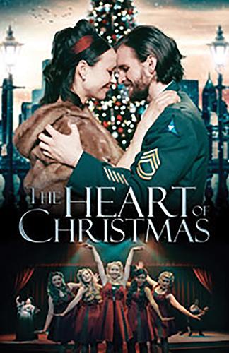 Heart of Christmas DVD