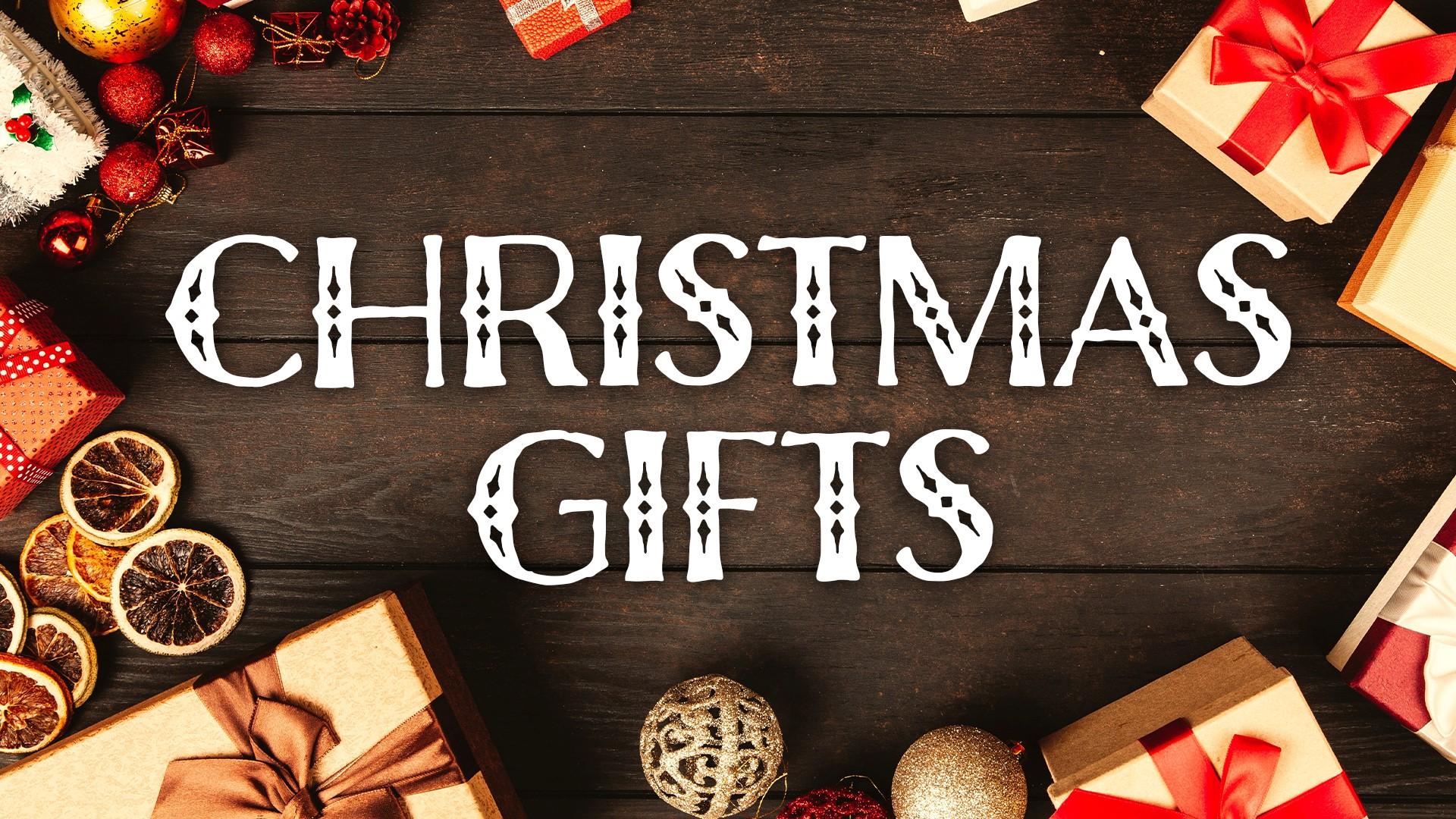 2020 Christmas Gift Ideas