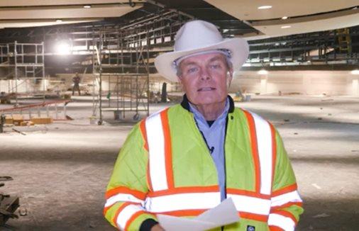 Construction Update Video