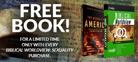 Free Book Offer! Alex McFarland's The Assault on America