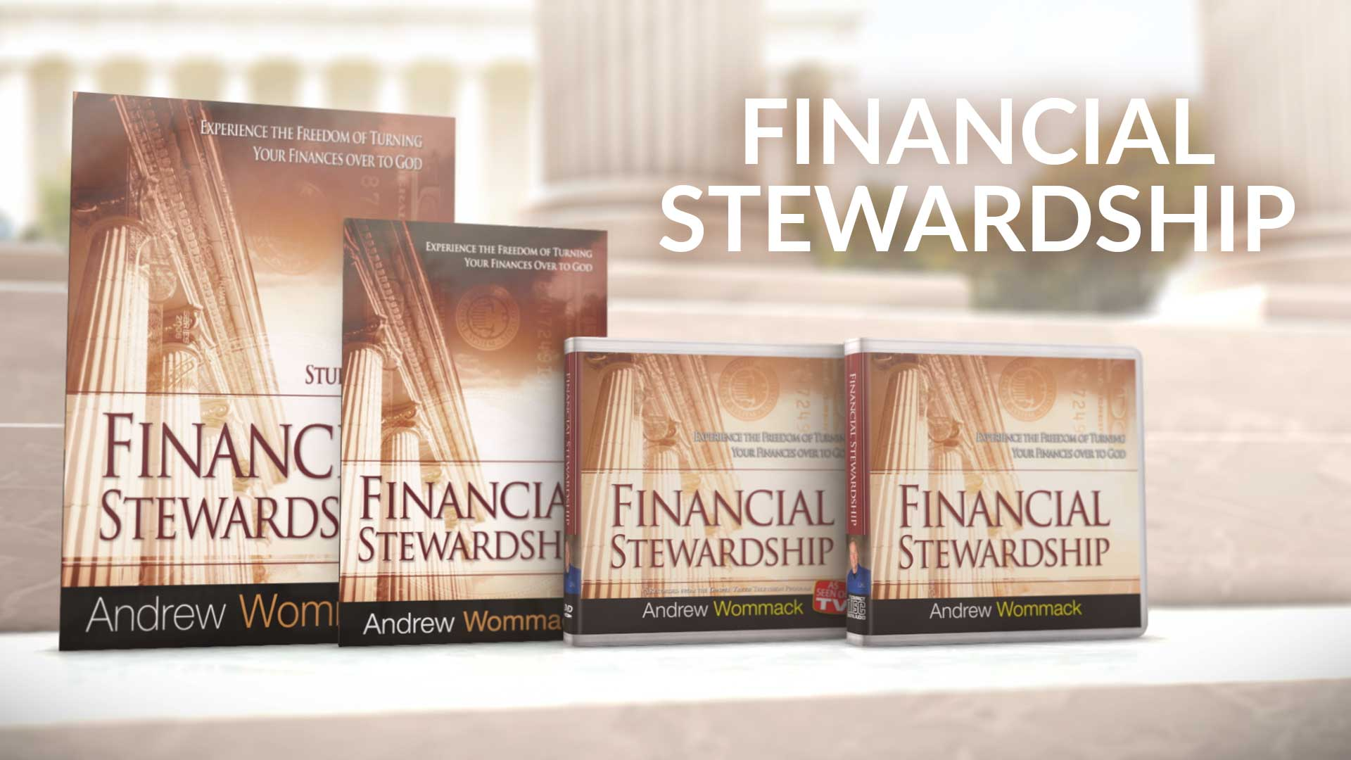 Financial Stewardship Banner