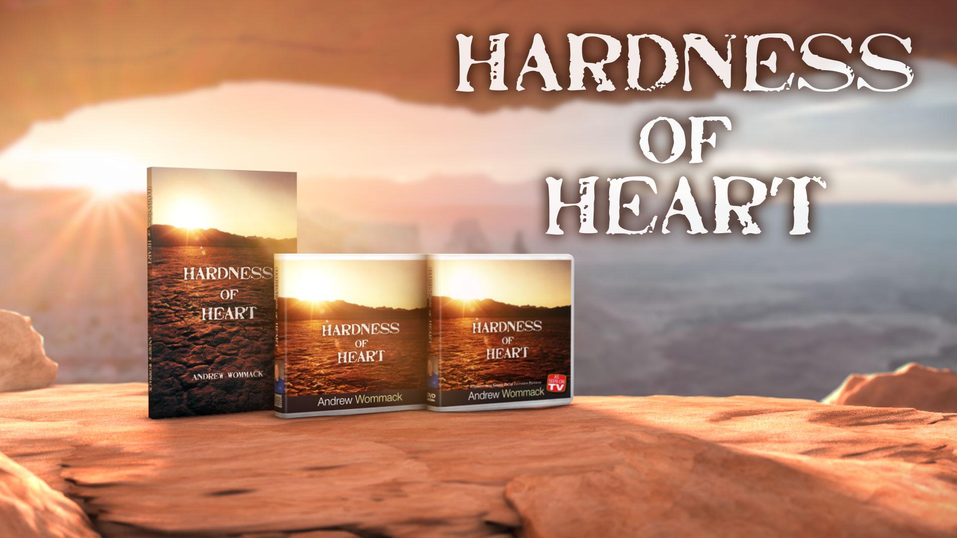 Hardness of Heart Banner
