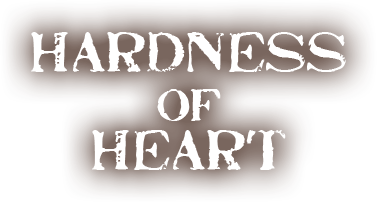 Hardness of Heart - CD and DVD package