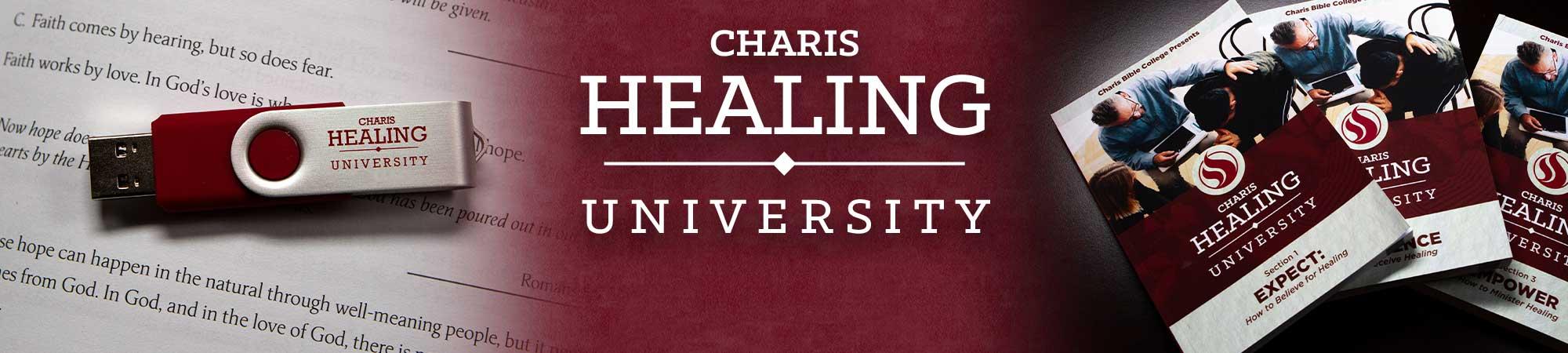 Charis Healing University