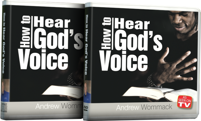 How to Hear God's Voice 2021 Package