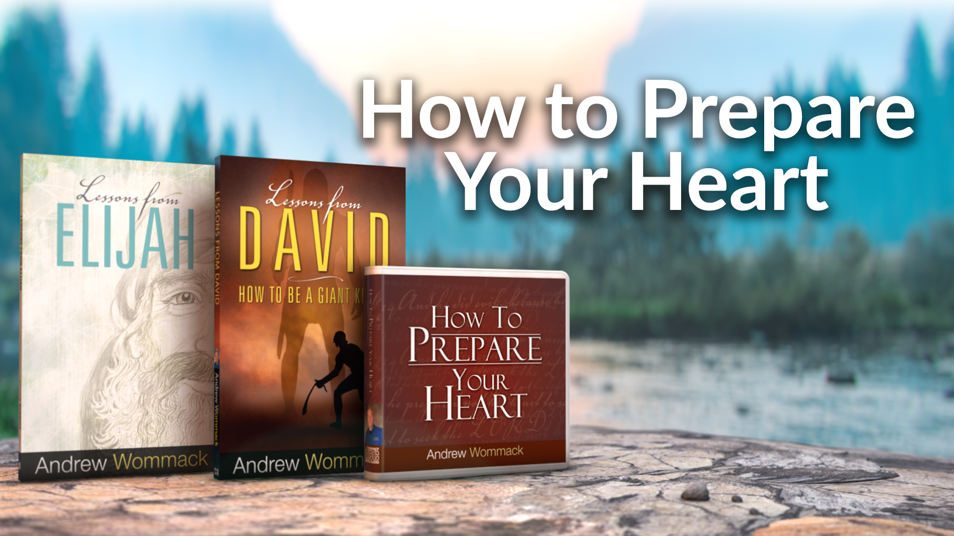 How to Prepare Your Heart Banner