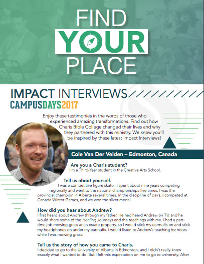 Impact Interviews - Andrew Wommack Ministries