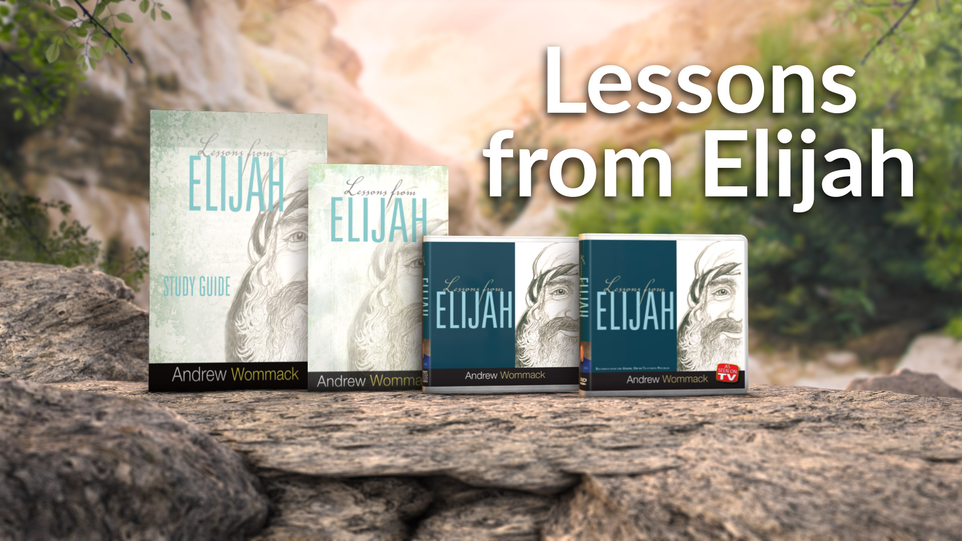 Lessons From Elijah Banner