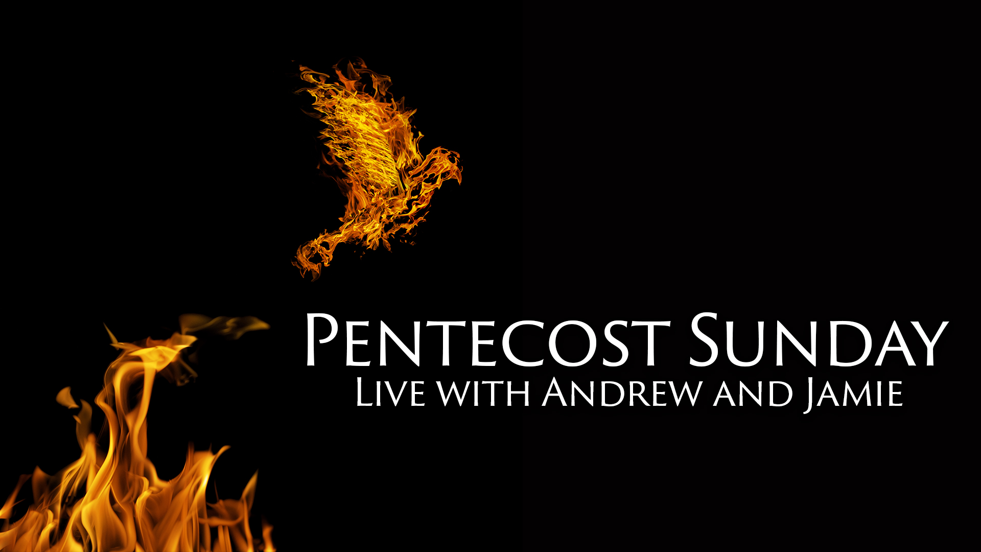 Pentecost Sunday Live Stream