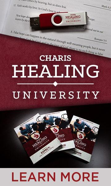 Charis: Healing University