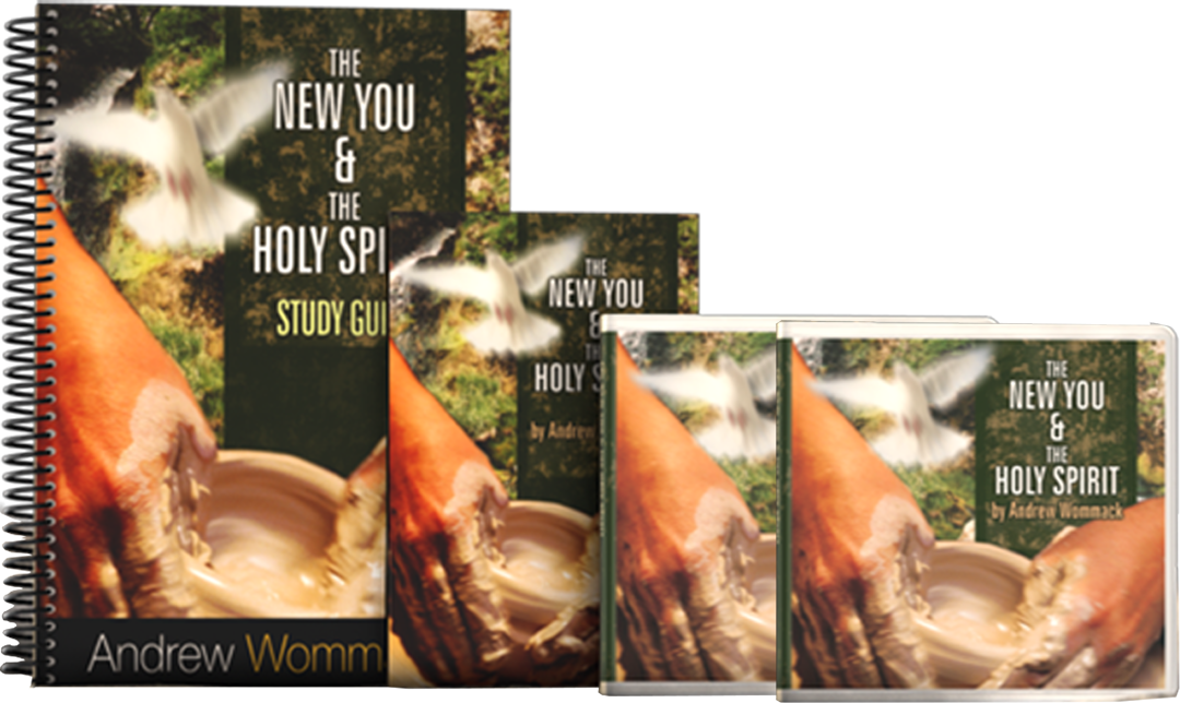 The New You and the Holy Spirit Products