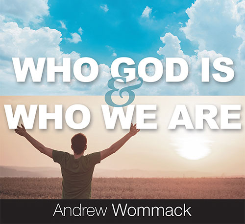 Who God Is and Who We Are CD Album