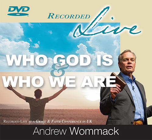 Who God Is and Who We Are 'Live' DVD Album