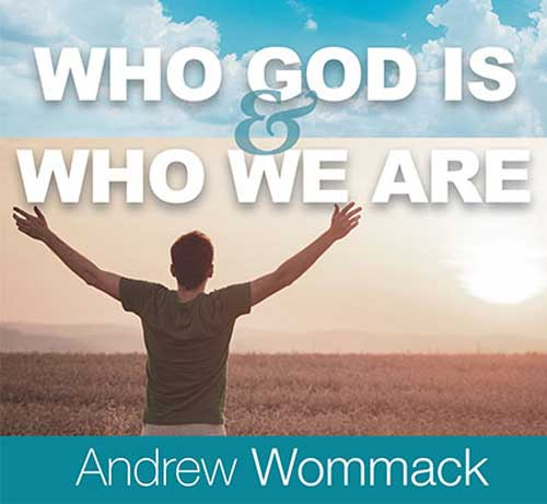 Who God Is and Who We Are USB